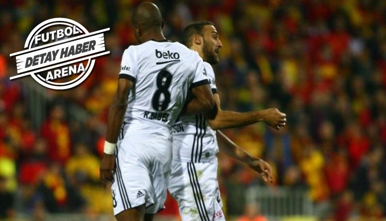 Beşiktaş rakiplerine geri dönüş şansı vermiyor