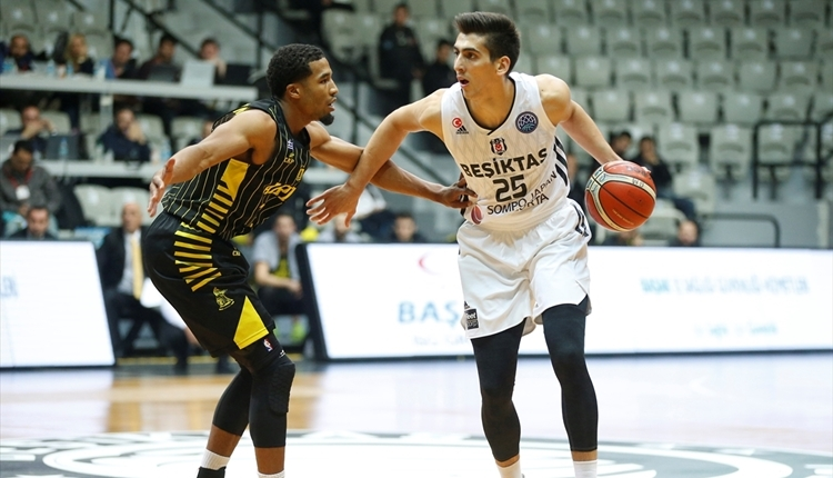 Beşiktaş Sompo Japan evinde Aris'e fark attı