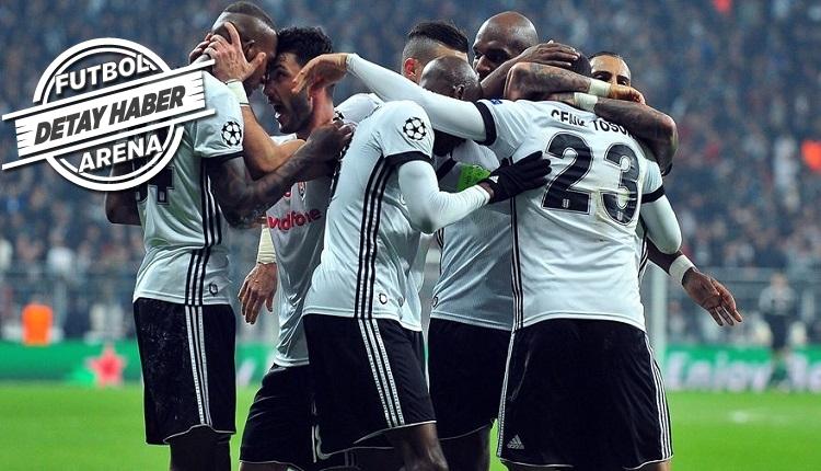 Beşiktaş ülke puanına katkıda devleri geçti! Real Madrid ve...