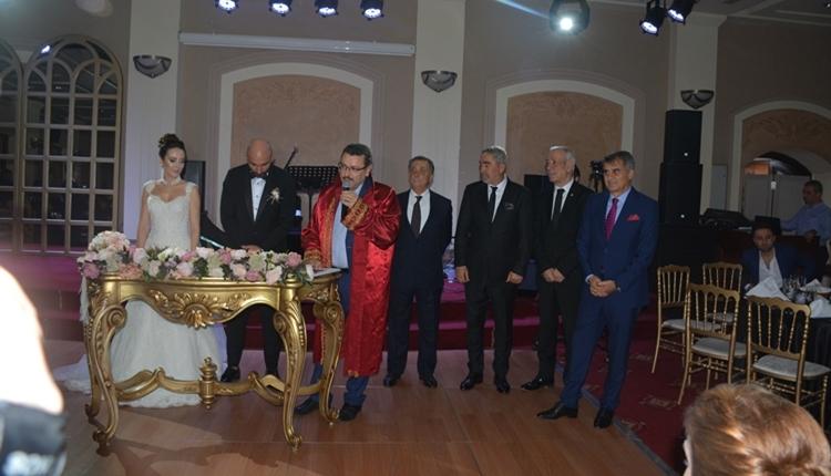 Beşiktaş ve Trabzonspor camiası nikahta buluştu! Şenol Güneş...