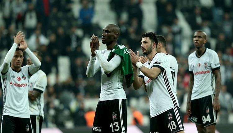 Beşiktaş'a Akhisar beraberliğine rağmen övgü: