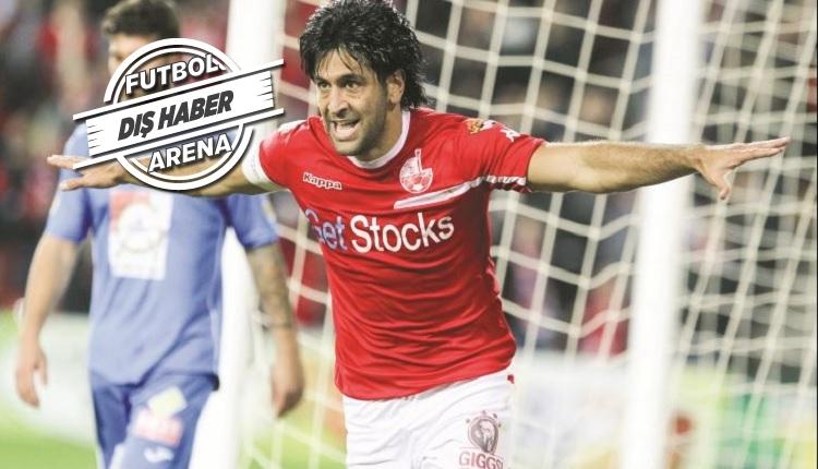 Beşiktaş'a gol atan Barda'nın futbol hayatı tehlikede