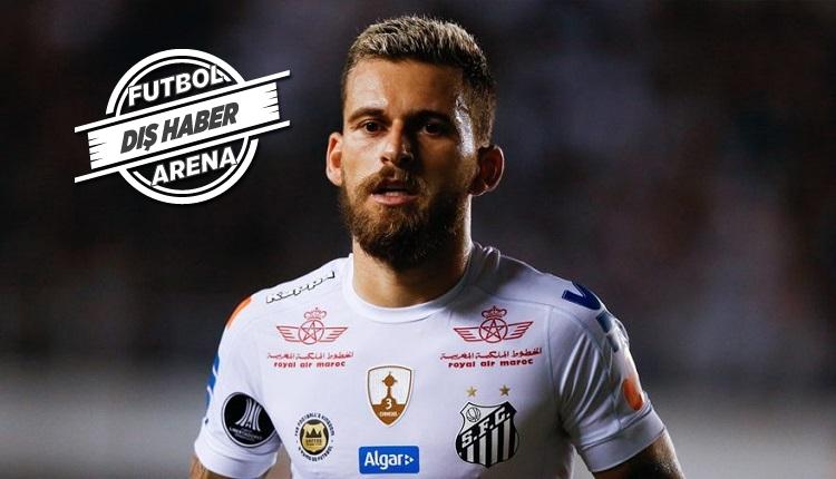Beşiktaş'a Lucas Lima transfer şoku! Neymar'ın babası