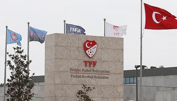Beşiktaş'a TFF'den tebrik mesajı