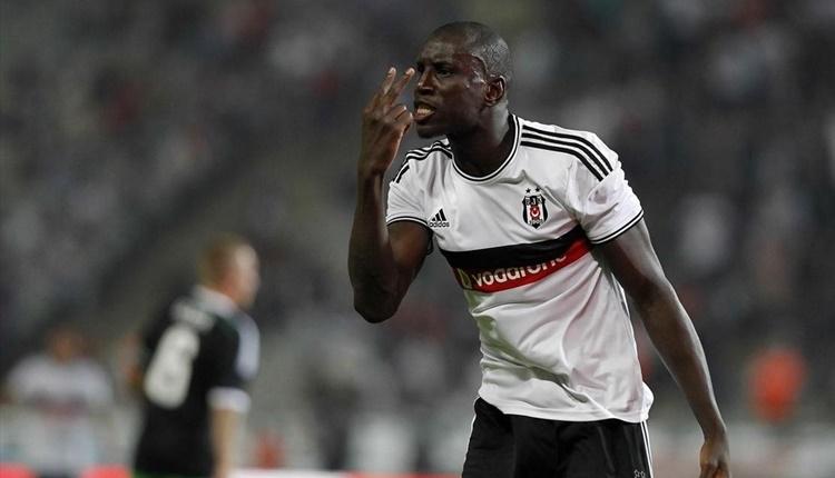 Beşiktaş'a transferde Demba Ba'dan mesaj