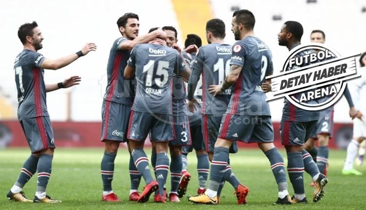 Beşiktaş'ın 9-0'lık Manisaspor maçı tarihe geçti!