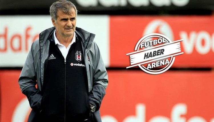 Beşiktaş'ın Göztepe maçı muhtemel 11'i