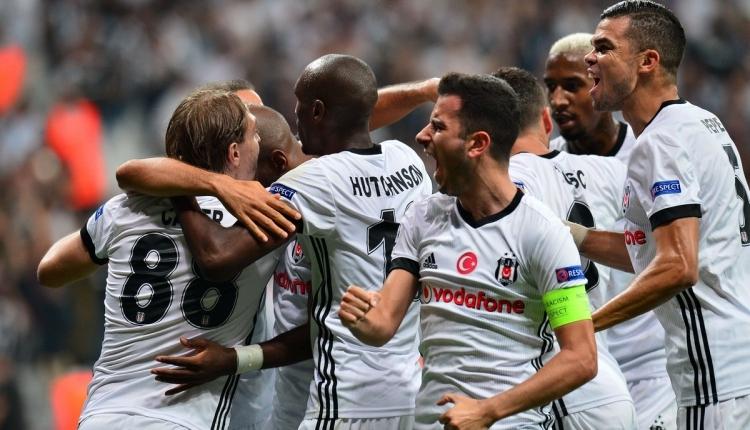 Beşiktaş'ta hedef Fenerbahçe'nin rekoru