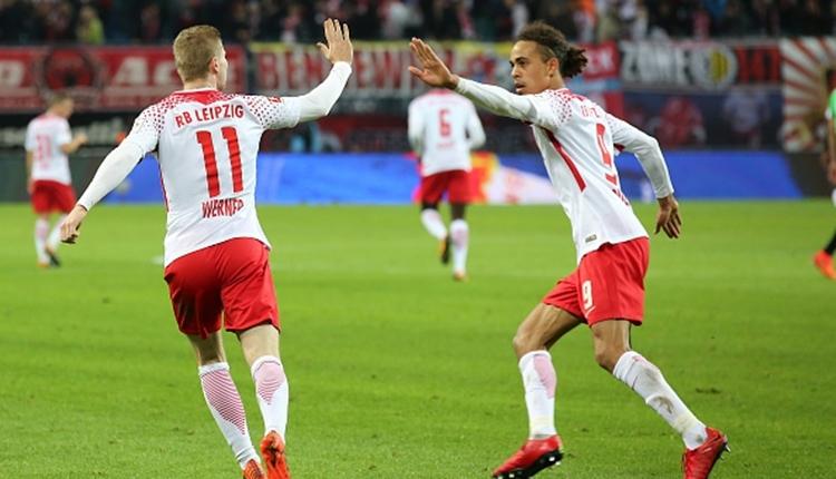 Beşiktaş'ın rakibi Leipzig geri döndü