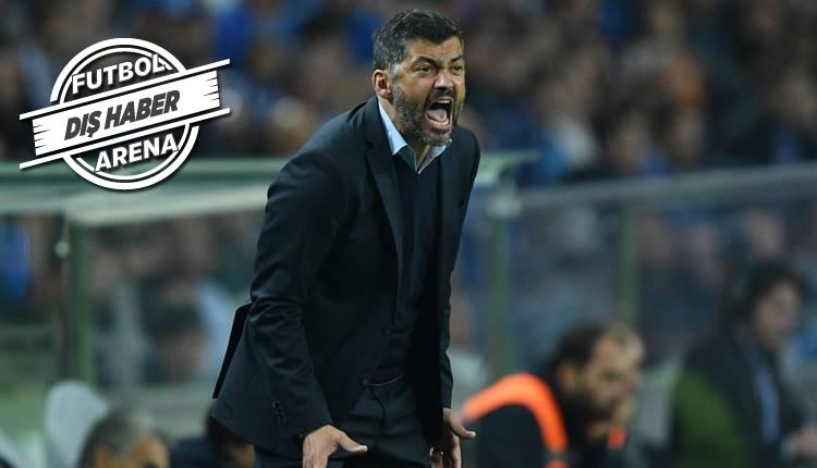 Beşiktaş'ın rakibi Porto'da sakatlık krizi