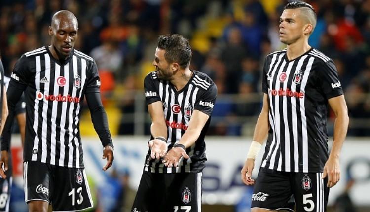 Beşiktaş'ın sakat futbolcularında son durum nedir?