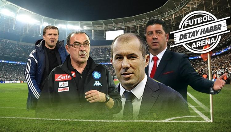 Beşiktaş'ın stadı Vodafone Park'a Avrupa hayran