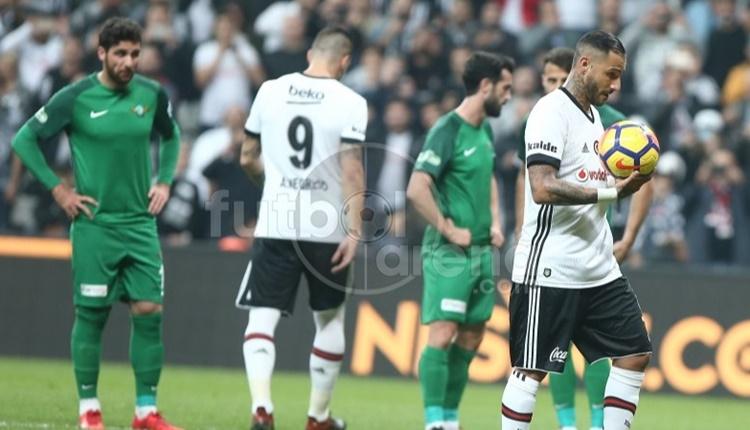 Beşiktaş'ın Süper Lig'de Cuma kabusu bitmedi