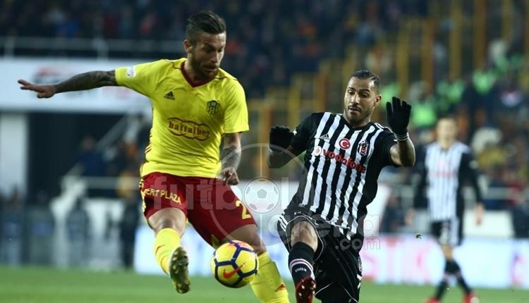 Beşiktaş'ın üst üste 2 maçta gol atamadığı son sezon