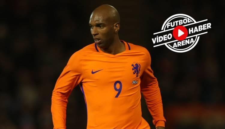 Ryan Babel'in Romanya - Hollanda maçında attığı gol (İZLE)