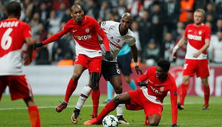 Beşiktaşlı 4 futbolcu Monaco maçında hastanelik oldu