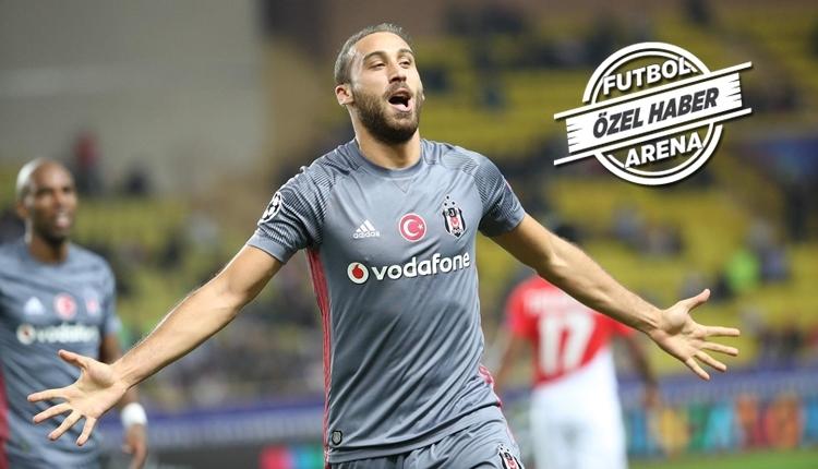 Beşiktaşlı Cenk Tosun için ilk transfer görüşmesi