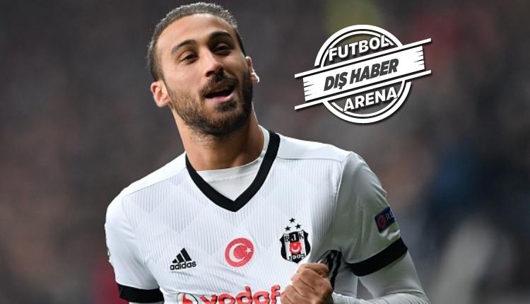Beşiktaşlı Cenk Tosun'a transferde Juventus kancası