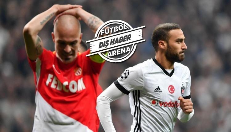 Beşiktaşlı Cenk Tosun'aNewcastle United ilgisi devam ediyor