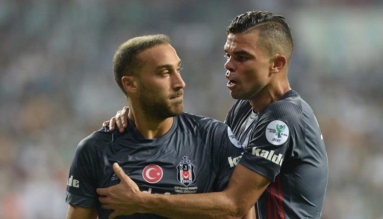 Beşiktaşlı Pepe basına patladı: