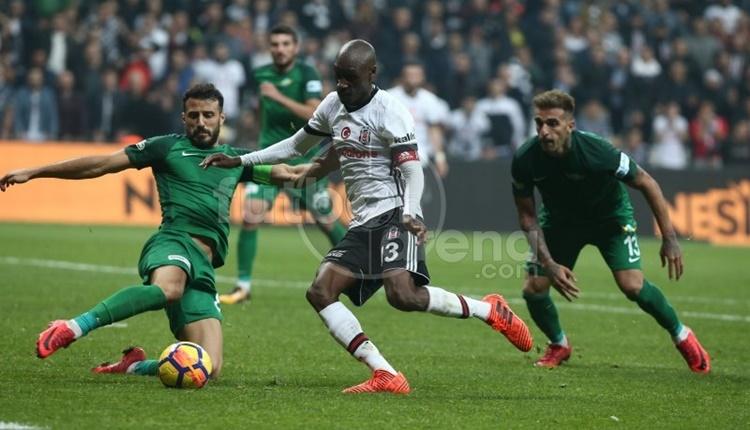 Beşiktaşlı taraftarlardan Akhisarspor maçı sonrası anlamlı hareket
