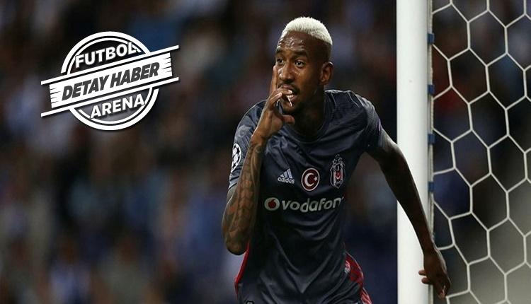 Beşiktaş'ta Anderson Talisca Şampiyonlar Ligi'nde bambaşka