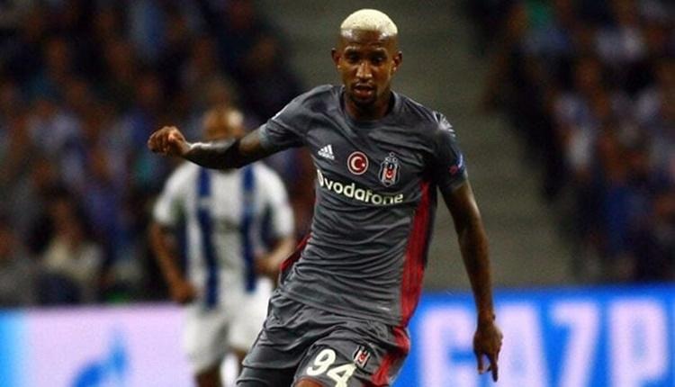 Beşiktaş'ta Anderson Talisca transfer için 'Vida' tarifesi