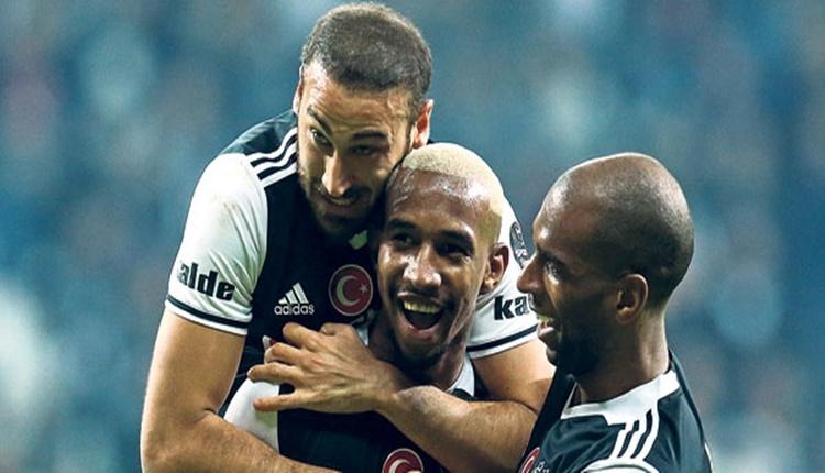 Beşiktaş'ta Cenk Tosun, Talisca ve Babel'den tarihi başarı