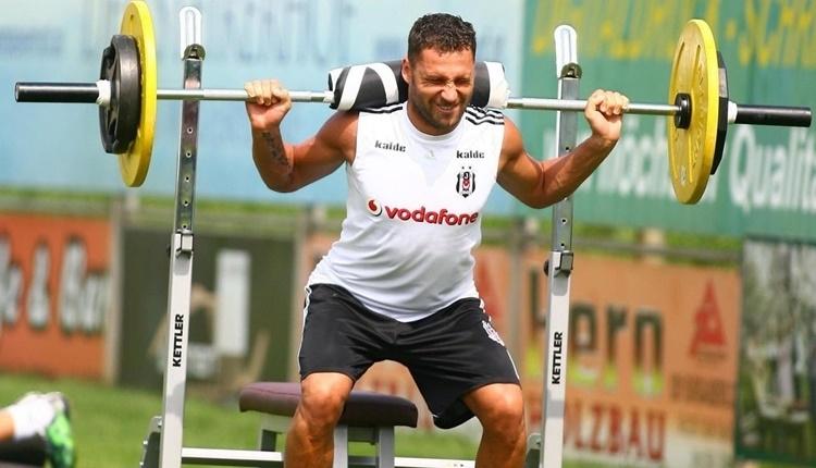 Beşiktaş'ta Dusko Tosic'e transferde Tottenham takibi