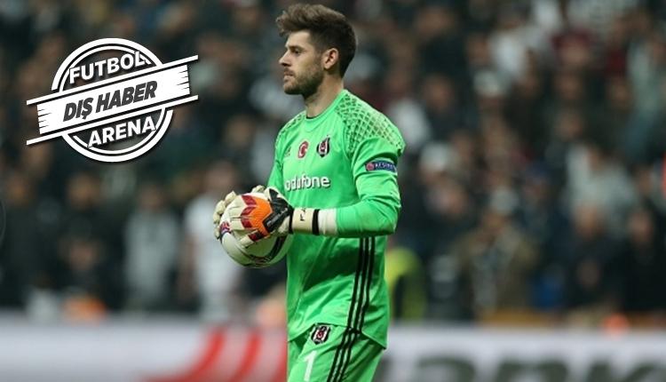 Beşiktaş'ta Fabri'den takım arkadaşlarına övgü!