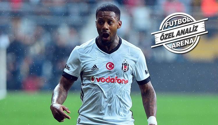 Beşiktaş'ta Jeremain Lens, Süper Lig'in en kötüsü!