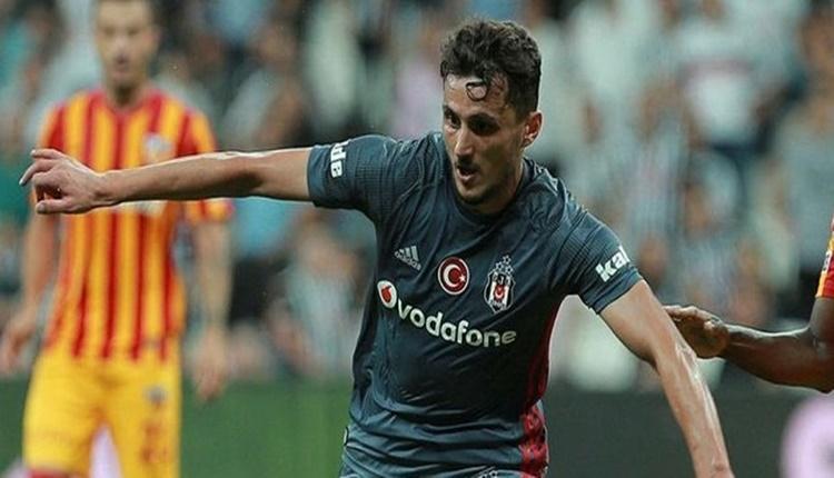 Beşiktaş'ta Mustafa Pektemek sakatlık geçirdi