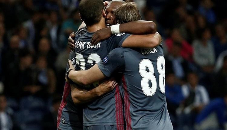 Beşiktaş'ta Porto maçı öncesi yönetimden prim müjdesi