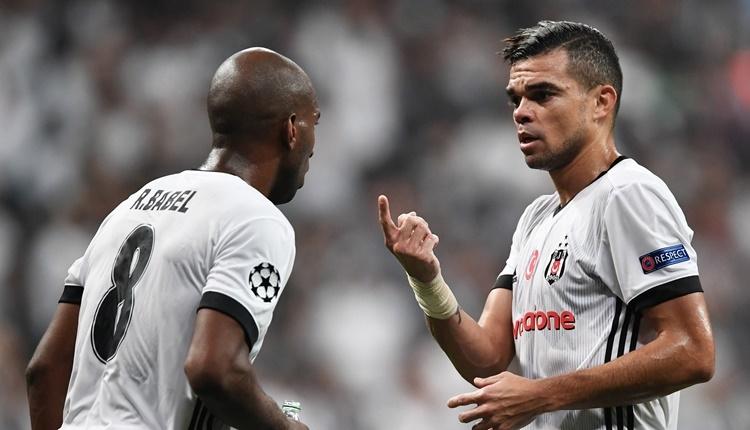 Beşiktaş'ta Ryan Babel, Göztepe maçında göz doldurdu