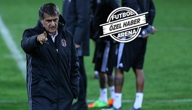 Beşiktaş'ta Şenol Güneş, Porto maçı ilk 11'ini belirledi