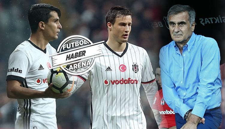 Beşiktaş'ta Şenol Güneş stoper arıyor! Yeni Malatyaspor maçında kim oynayacak?