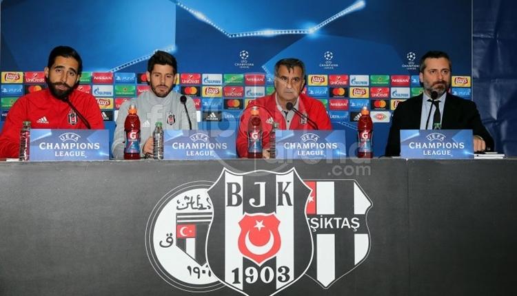 Beşiktaş'ta Şenol Güneş ve Fabri'den Aboubakar açıklaması! 'Umarım yapmaz.'