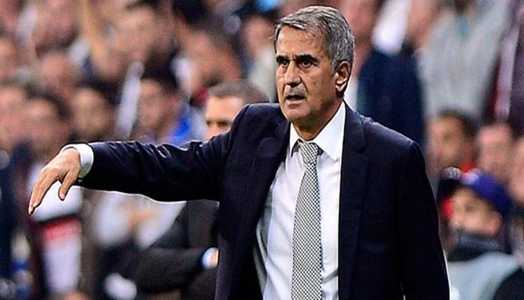 Beşiktaş'ta Şenol Güneş'in Porto maçı ilk 11'i