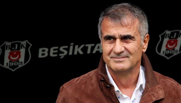 Beşiktaş'ta Şenol Güneş'ten Akhisarspor maçında rotasyon