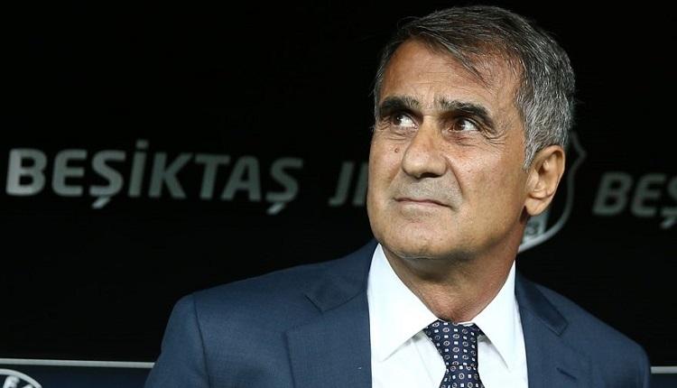 Beşiktaş'ta Şenol Güneş'ten FIFA ve UEFA'ya: