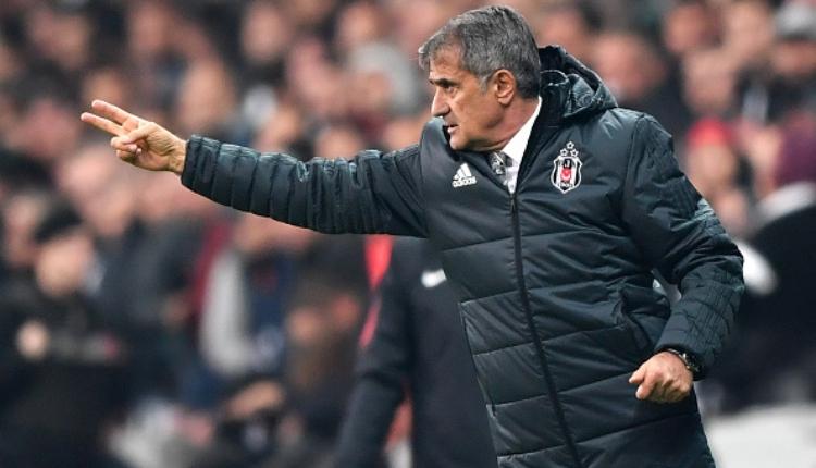Beşiktaş'ta Şenol Güneş'ten kritik Porto uyarısı