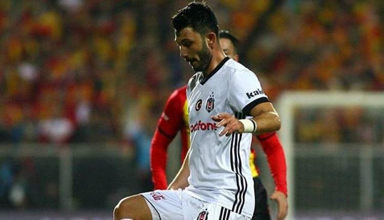 Beşiktaş'ta Tolgay Arslan'ın göz dolduruyor