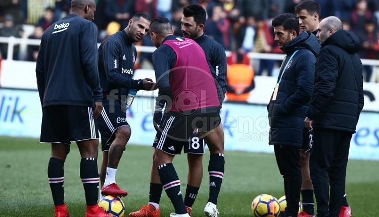 Beşiktaş'ta Yeni Malatyaspor maçı öncesi Pepe şoku! Sakatlandı