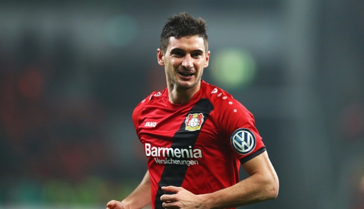 Beşiktaş'tan Lucas Alario transferi