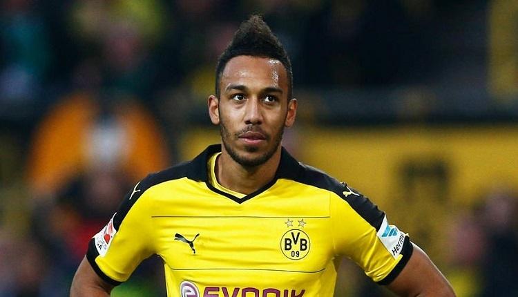 Borussia Dortmund'un yıldızı Aubameyang kadro dışı