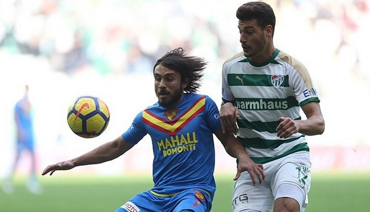 Bursaspor 0-0 Göztepe maç özeti