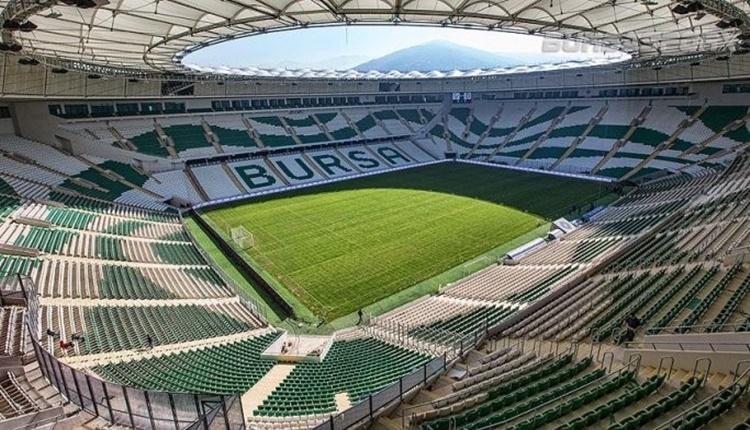 Bursaspor stadına sponsor arıyor