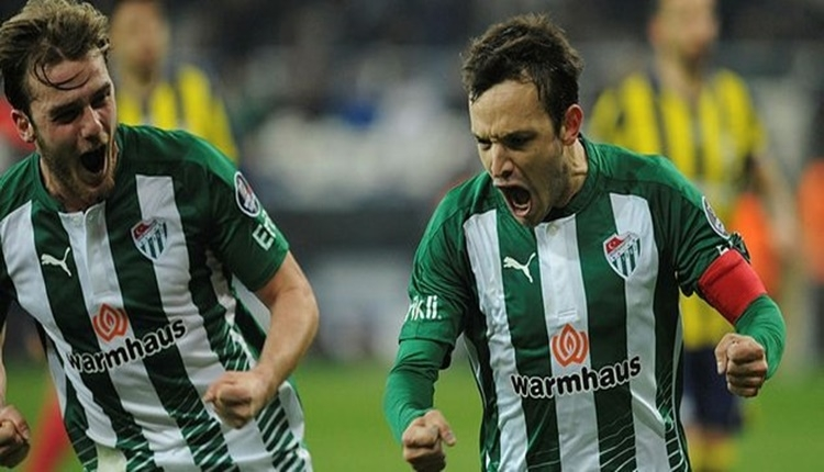 Bursaspor'da Pablo Batalla'dan iyi haber!