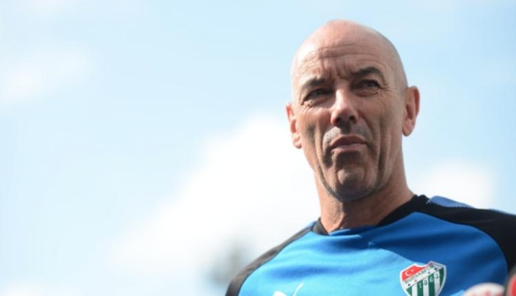 Bursaspor'da Paul Le Guen istikrar yakaladı