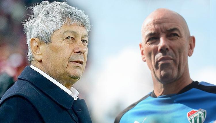 Bursaspor'da Paul Le Guen'dan Mircea Lucescu'ya Ertuğrul Ersoy çağrısı